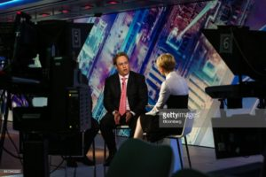 Chad Brownstein, chief executive officer of Rocky Mountain Resources Holdings, speaks during a Bloomberg Television interview in New York, U.S., on Thursday, May 10, 2018. Brownstein discussed what President Trump's Iran decision means for the Middle East and for global oil prices.