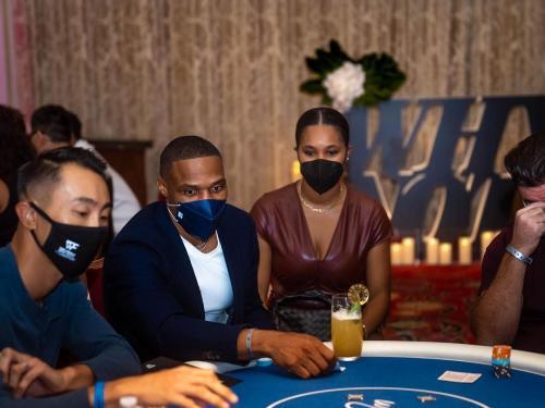 Why Not? Foundation Poker Night
